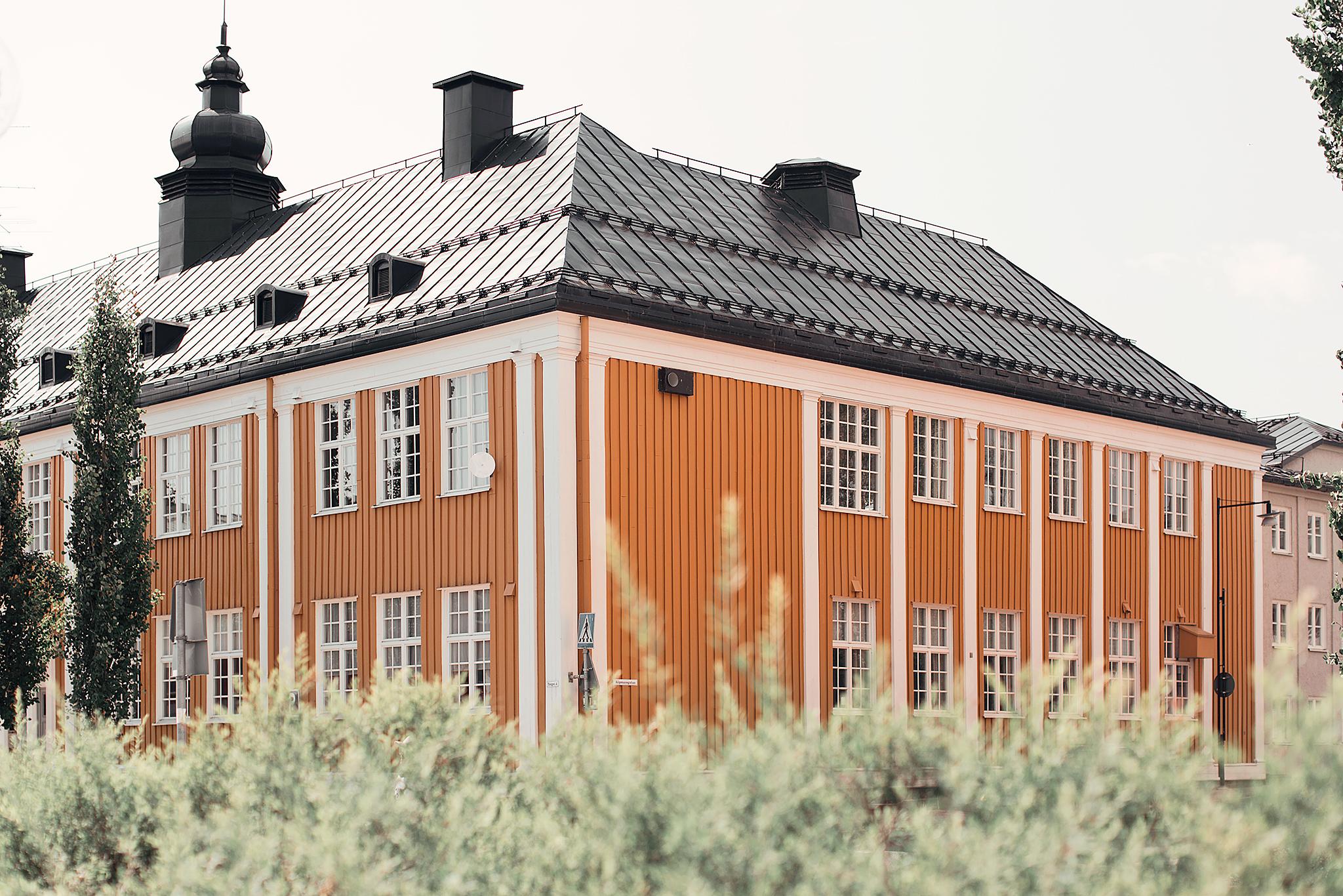 Resedagbok Norrbotten: Haparanda