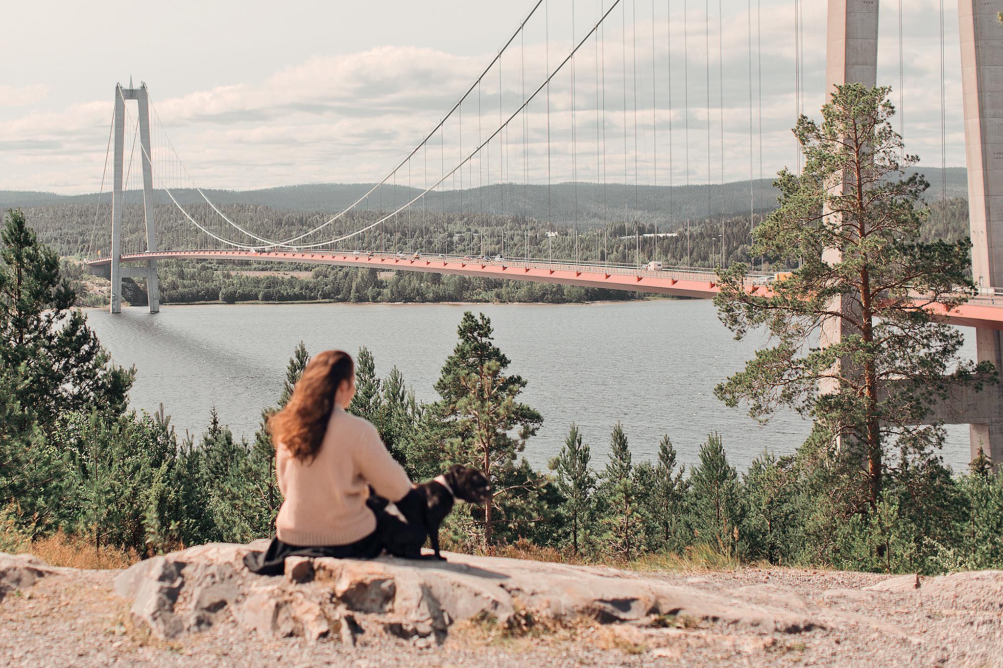 Resedagbok Boden: Höga Kusten
