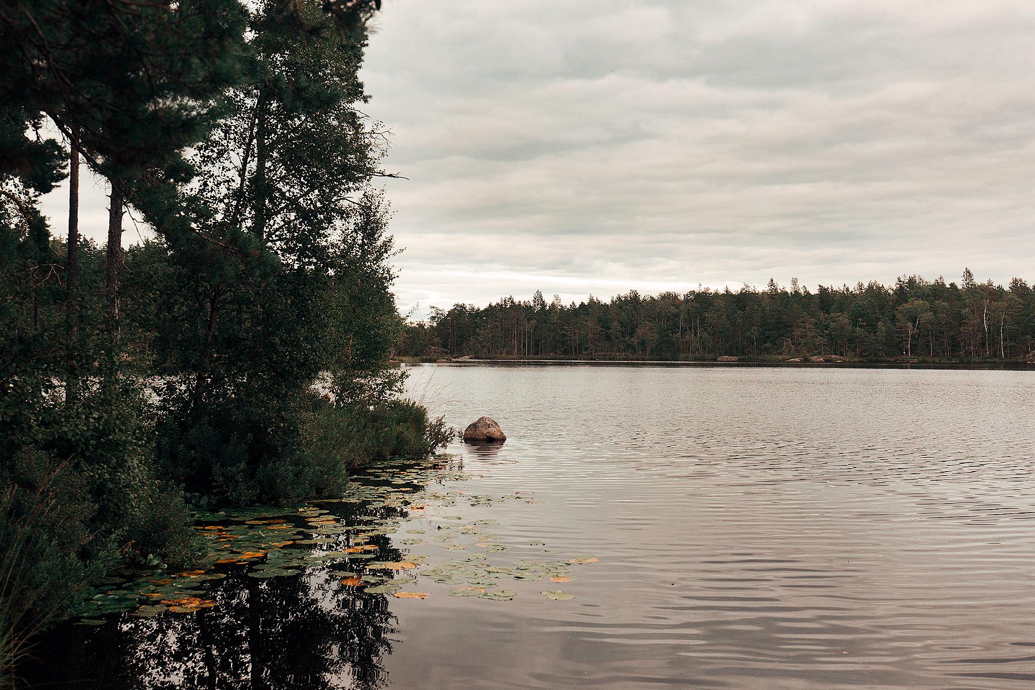 Eldrastplats Årsjön