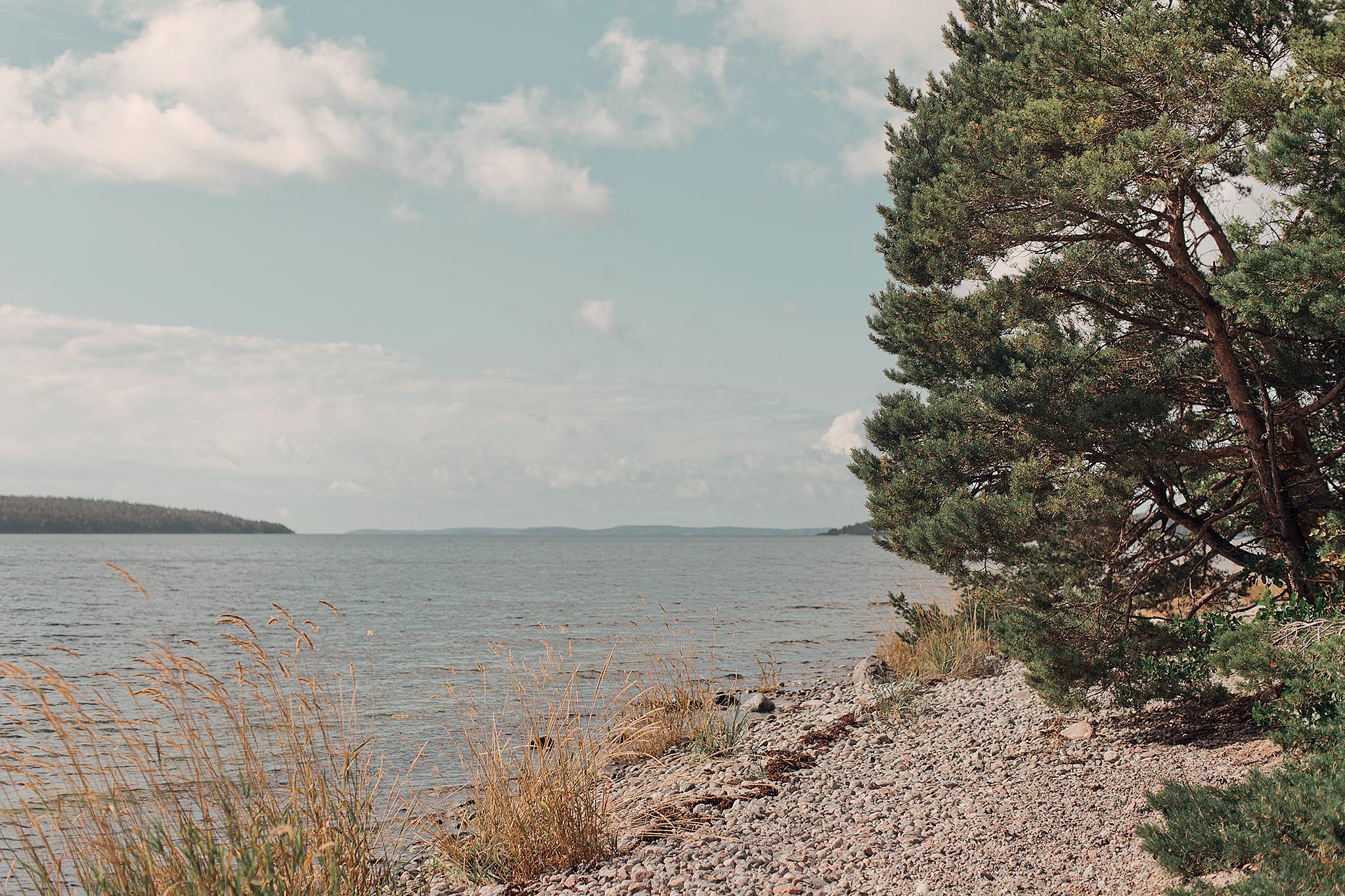 Resedagbok - Gålö - Havtornsslingan